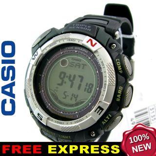 Casio Men Watch PROTREK Pathfinder Solar Xpress PRG 130 1v