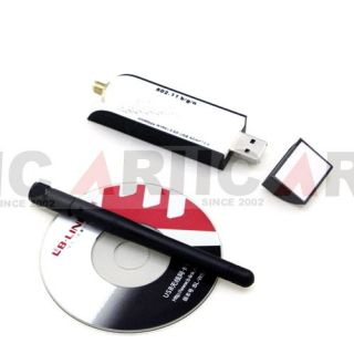 Lb Link BL LW06 300M USB TV AP Wireless Network Card WiFi Adapter with Antenna