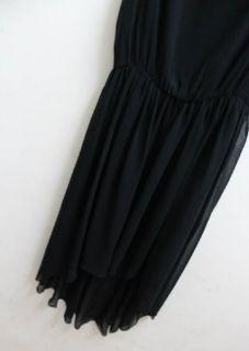 Fashion New Womens Temperament Irregular Skirt Gauze Long Maxi Dress