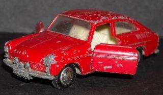 Lesney Matchbox No 67 VW Volkswagen 1600TL Fastback