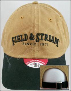 Field Stream Cap Hat Sunglasses Hunting Fishing New