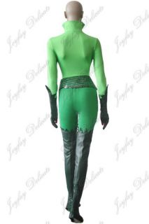 Batman and Robin Poison Ivy Cosplay Costume Halloween Clothing XS XXL