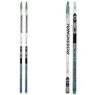 Rossignol x Tour Ultralite NIS Cross Country Skis with Bindings 2008 198 New