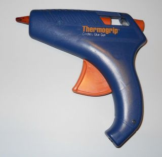 Emhart Thermogrip Cordless Hot Glue Gun TG C RARE Vintage