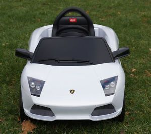 Lamborghini Ride on Toy Battery Operated Car for Kids
