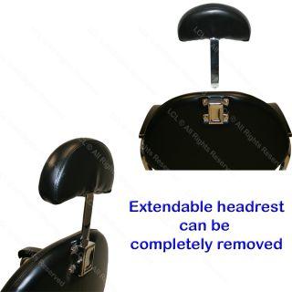 All Purpose Hydraulic Reclining Barber Chair Shampoo Spa Beauty Salon Equipment