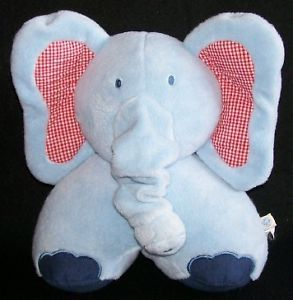 Pottery Barn Kids Eli Elephant Musical Pull Crib Toy