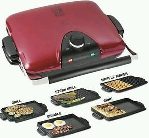 parts for george foreman grilling machine