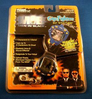Men in Black Giga Pet Tiger Electronic Virtual Handheld Game Fighter Toy Kid