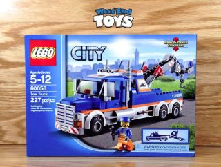 Lego City Tow Truck 60056 • Brand New 2014 in Hand Ships Quick