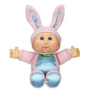 Cabbage Patch Kids Cuties Doll Pink Bunny ZCL