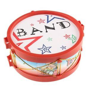 Musical Instruments Kids Drum Kit Set Colorful Plastic Drum Children Toy