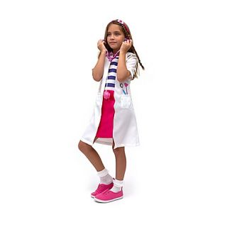 New Disney Store Exclusive Doc McStuffins Costume 5 6 Years Fancydress Outfit