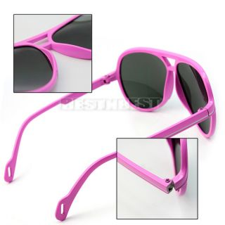 Cute New Style Children Boy Girl Cute Pink Sunglass Shades Glasses Cool