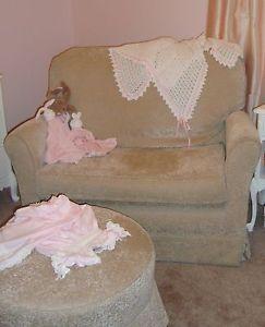 ... Little Castle Chair And A Half Glider Splendid Latte ...