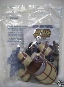 Land Speeder Star Wars Burger King Kids Meal Toy SEALED