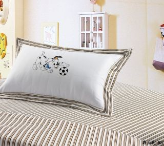 New Lovely Dalmatians Cartoon Duvet 4pcs Single Bedding Set Quilt Covers