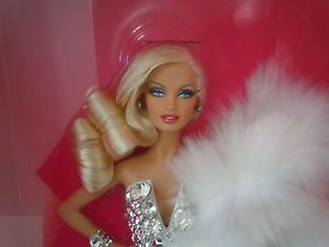Mattel The Blonds Blond Diamond Barbie Gold Label Sold Out in Stock Le 5100