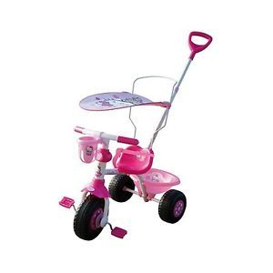 Hello Kitty Kids Tricycle Bike with Canopy