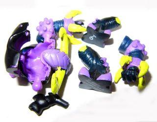 Gormiti Latest Titanium Serie Giochi Figures Toy 1pc Z
