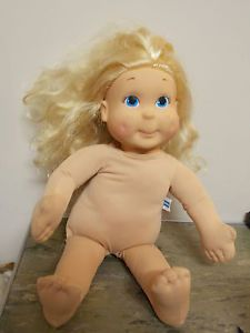 Playskool 1986 My Buddy Kid Sister Doll