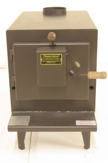 Wood Burning Stove Hot Water Boiler Solar Radiant Too