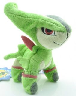 "New 5"" Virizion Terrakion Cobalion Pokemon RARE Plush Toy Doll PC1753 1812 1814"