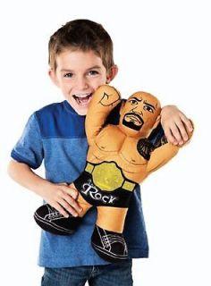 WWE Action Figures Mattel The Rock