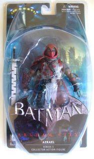 DC Direct Batman Arkham City Series 3 Azrael Action Figure