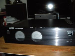 Carver TFM 55 Power Amplifier 2 Channel Stereo Tube Sound