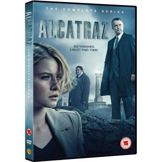 Alcatraz The Complete Season 1 DVD Box Set Crime Drama TV Series Region 2 New