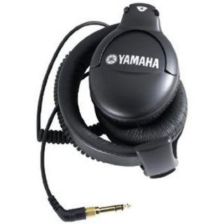 Yamaha RH3C Professional Stereo Studio Monitoring DJ Headphones Home Recording