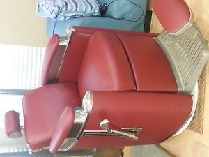 Koken President Barber Chairs Nine