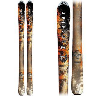 Dynastar Legend Sultan 85 Skis 2010 158cm 2010 New