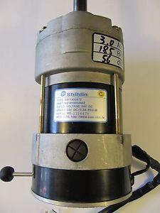 Shihlin Electric Wheelchair Power Chair Motor Gearbox P N M19004442