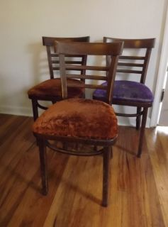 Set of 24 Bentwood Thonet Chairs Priced Each Buy One or All