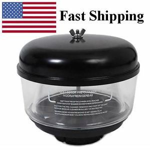 "Off Road Snorkel Head Air RAM Pre Cleaner 3"" 77mm Land Rover Nissan Toyota 4x4"