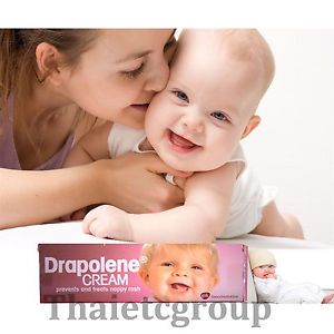 Drapolene Cream Treats Nappy Rash Redness Diaper Rash Relief Glaxosmithkline