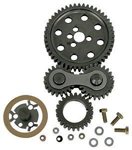 Proform 66917C High Performance Gear Drive SB Small Block Chevy Timing Chain 350