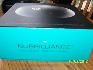 Nu Brilliance Microdermabrasion Professional in Home Kit