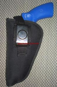 Belt Clip on Holster 4 Ruger Vaquero Blackhawk 44 Rev