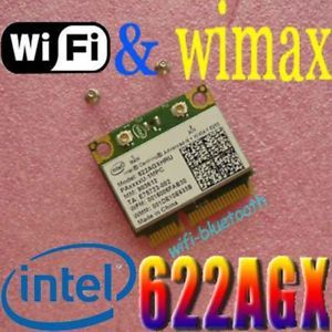 Intel Centrino Advanced–N WiMAX 6250 622AGXHRU abg Card Fr Dell Sony Acer Asus