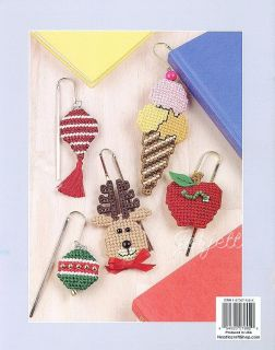 Book Hooks Plastic Canvas Bookmark Patterns