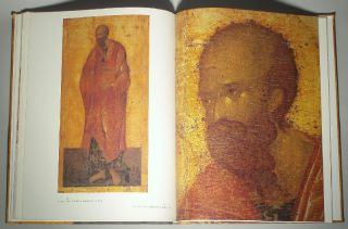 Book Theophanes The Greek Medieval Russian Icon Painting Fresco Art Byzantine