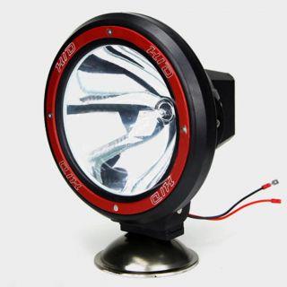 "New 2X 35W 7"" Spot Xenon Light 6000K SUV Work Truck Car Lights Lamp 12V 9 32V DC"