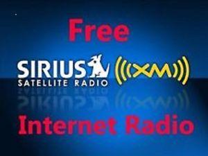 SiriusXM Free Internet Radio Lifetime Subscription XM Sirius