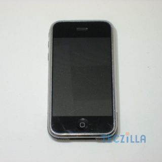 Apple iPhone 1st Gen 2G 8GB Unlocked GSM Wi Fi Touch Screen Phone at T B Stock