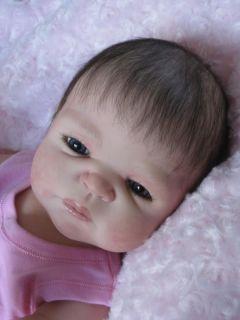 Hushabye Mountain Reborn Baby Girl Victoria Sheila Michael Full Body Sculpt LDC
