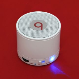 Rechargeable Wireless Bluetooth Portable Mini Speaker for Apple iPhone 4 5 iPod