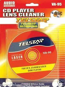 Laser Lens Cleaner for CD DVD CD ROM PC PS2 PS3 x Box New